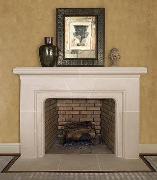 Old World Stoneworks   Cast Stone Fireplace Mantels Kaminsims Aus Stein,  Moderner Kamin, Feuerstellen