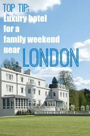 Weekend getaways near london