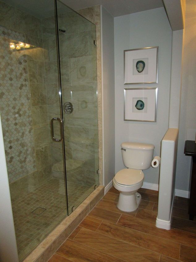 Kidsguest Bathroom Update  From Builder Basic To Wow On A Budget Best Updating A Small Bathroom On A Budget Design Ideas