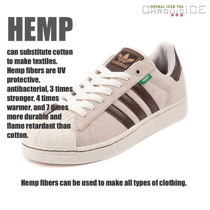 Product: Hemp Sneakers. Brand: Adidas. Price: $75. Positive Attributes:  Eco-friendly fashion. | PGC & TTG: Hemp Products | Pinterest | Sneaker  brands, ...