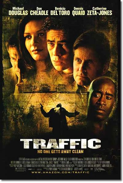73rd Academy Awards Best Adapted Screenplay 2001 Traffic Stephen Gaghan Film Films Hd Films Complets