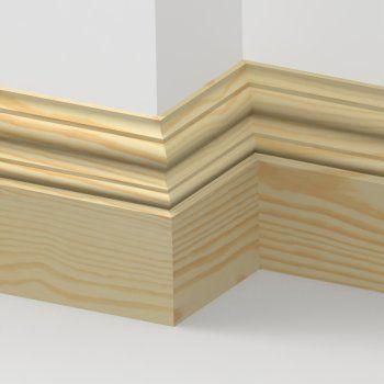 Windsor Skirting 3 5 Metre In 2020 Skirting Torus Skirting Wood