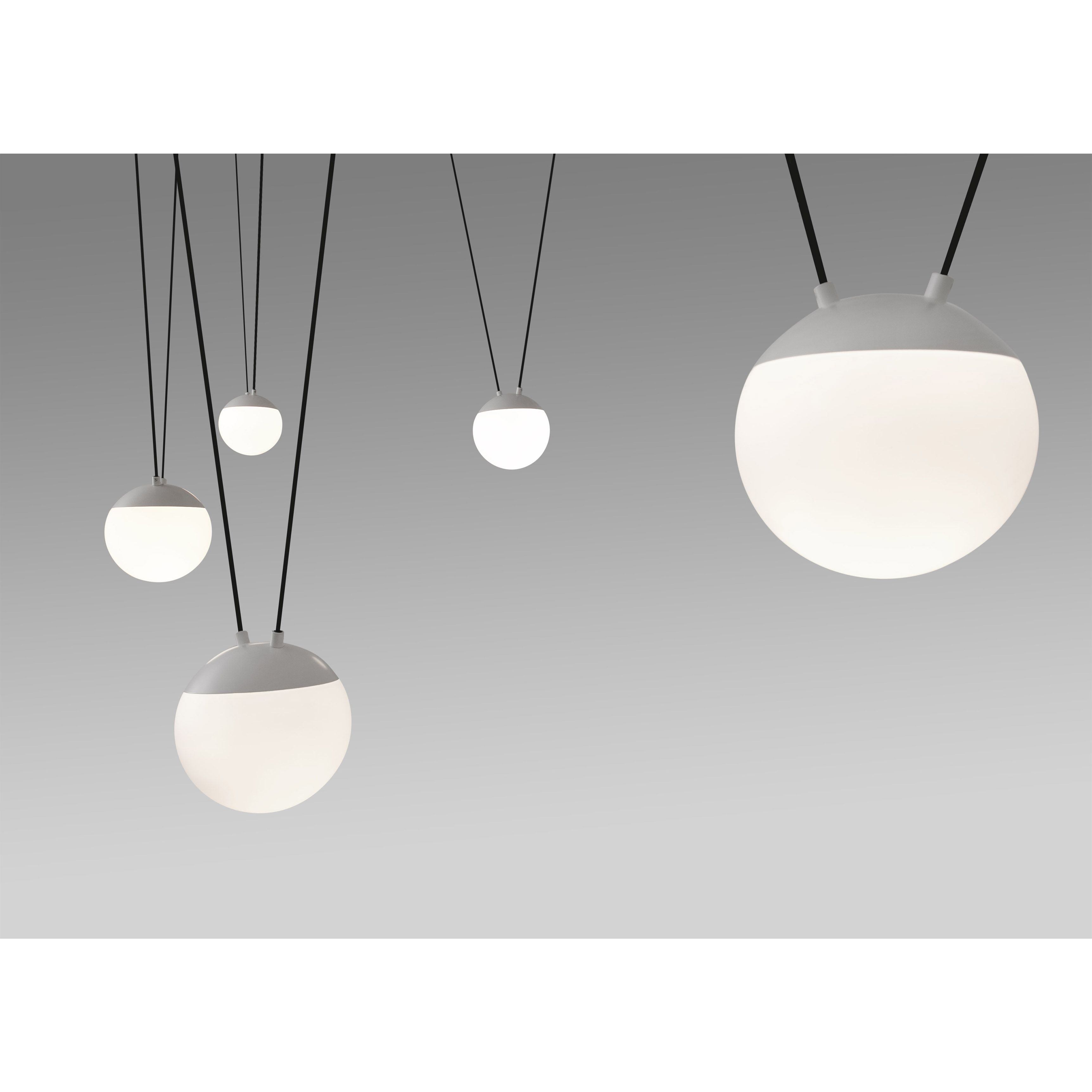 SPACE 5Liluminación White MINE suspension Lighting bf7Yy6g