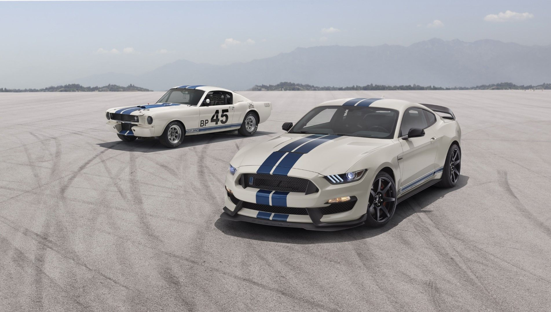 2020 Mustang Shelby Gt350 And Gt350r Available Heritage Edition