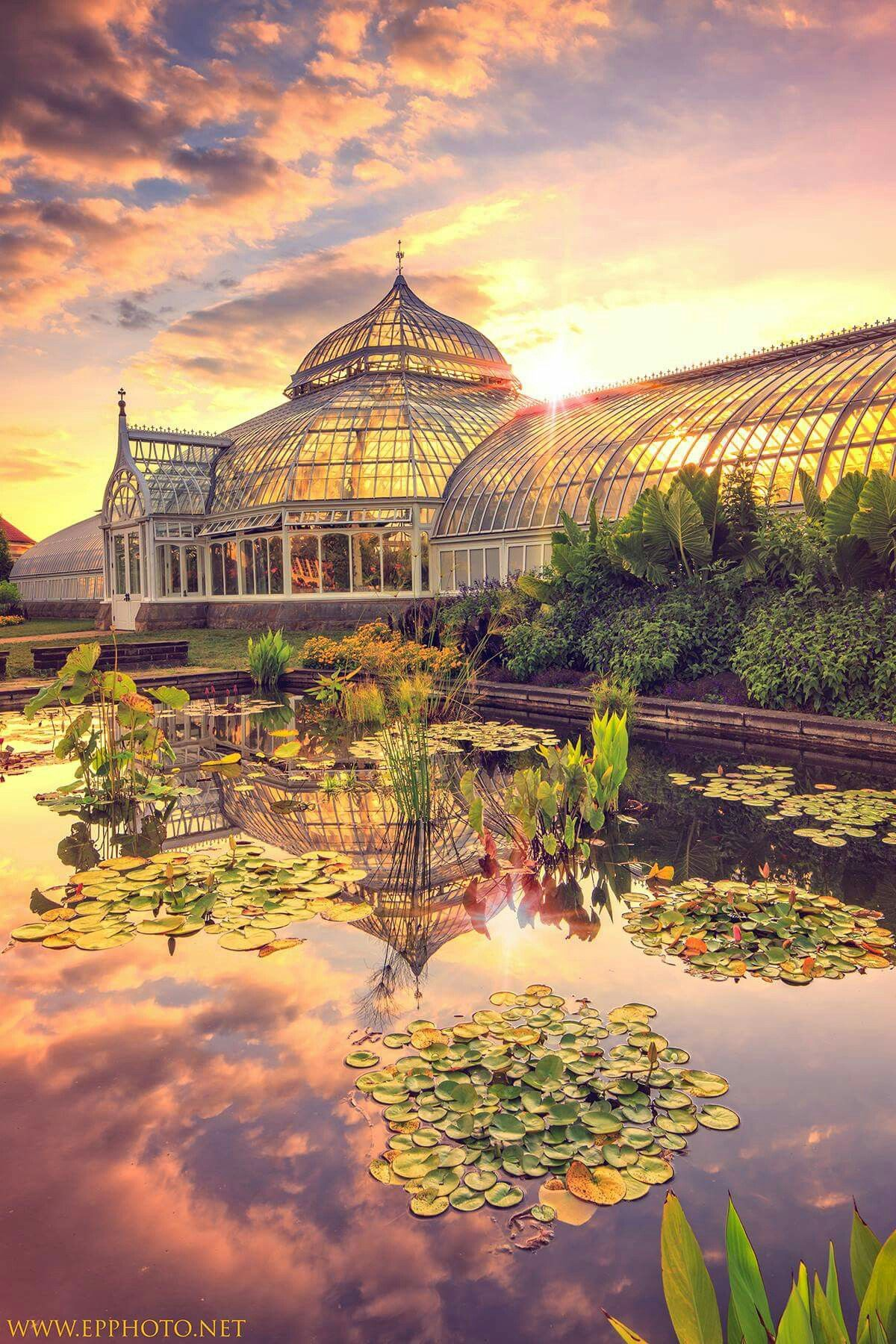 Phipps Conservatory in Pittsburgh, Pennsylvania by www.epphoto.net ...