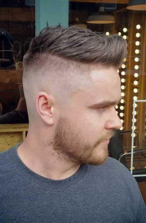 15 Mens Haircut Shaved Sides Mens Haircut Shaved Sides Mens Hairstyles Short Shaved Side Hairstyles Men