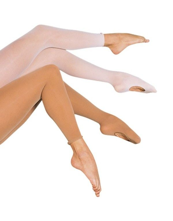 c981b299eb3 COLLANT ADULTES CAPEZIO CONVERTIBLE   TRANSITION TIGHTS