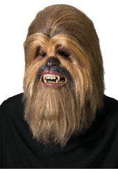 Máscara de Star Wars Suprema Edição Chewbacca