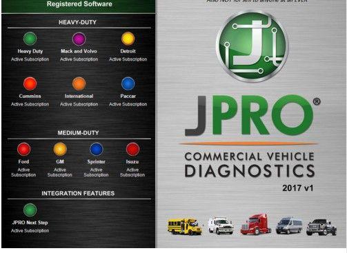 jpro fleet diagnostics 4.2
