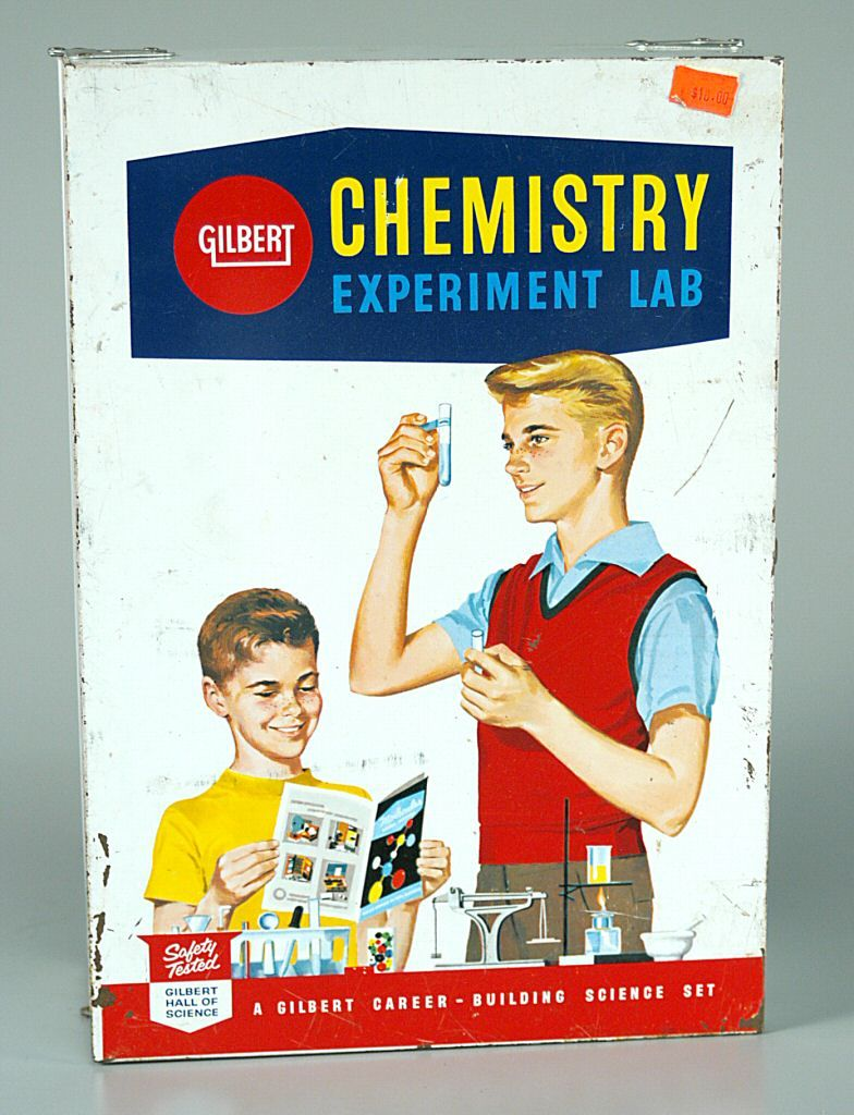 gilbert chemistry experiment lab chemistry set 95 972 gilbert chemistry experiment lab chemistry set educational toys toys online