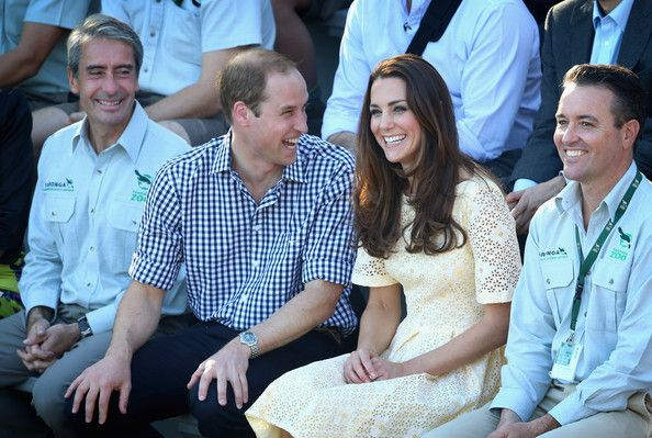 Kate Middleton - The Duke And Duchess Of Cambridge Tour Australia And New Zealand - Day 14