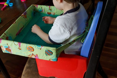 DIY Kids Travel Desk Not In Love With All Of It But Gives Me A Starting Place Need To Make This For My
