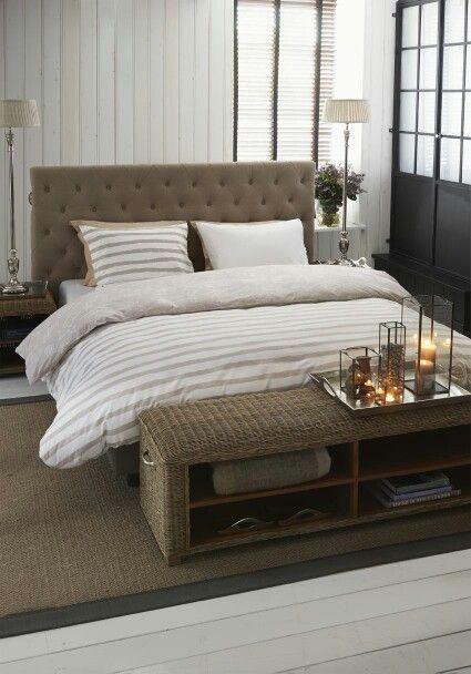 Slaapkamer | Riviera Maison SLAAPKAMER | Pinterest | Bedrooms