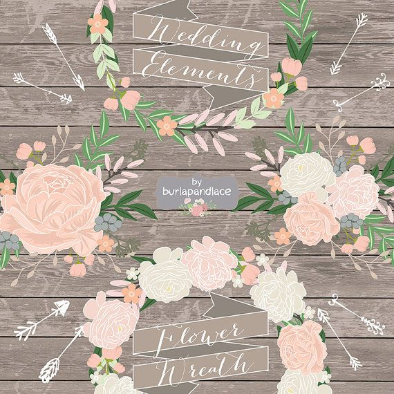 Vector rustic flower wedding invitation clipart rustic country vector rustic flower wedding invitation clipart 1burlapandlace stopboris Image collections