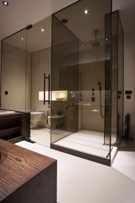 Contemporary Residential Interior Design Bathroom