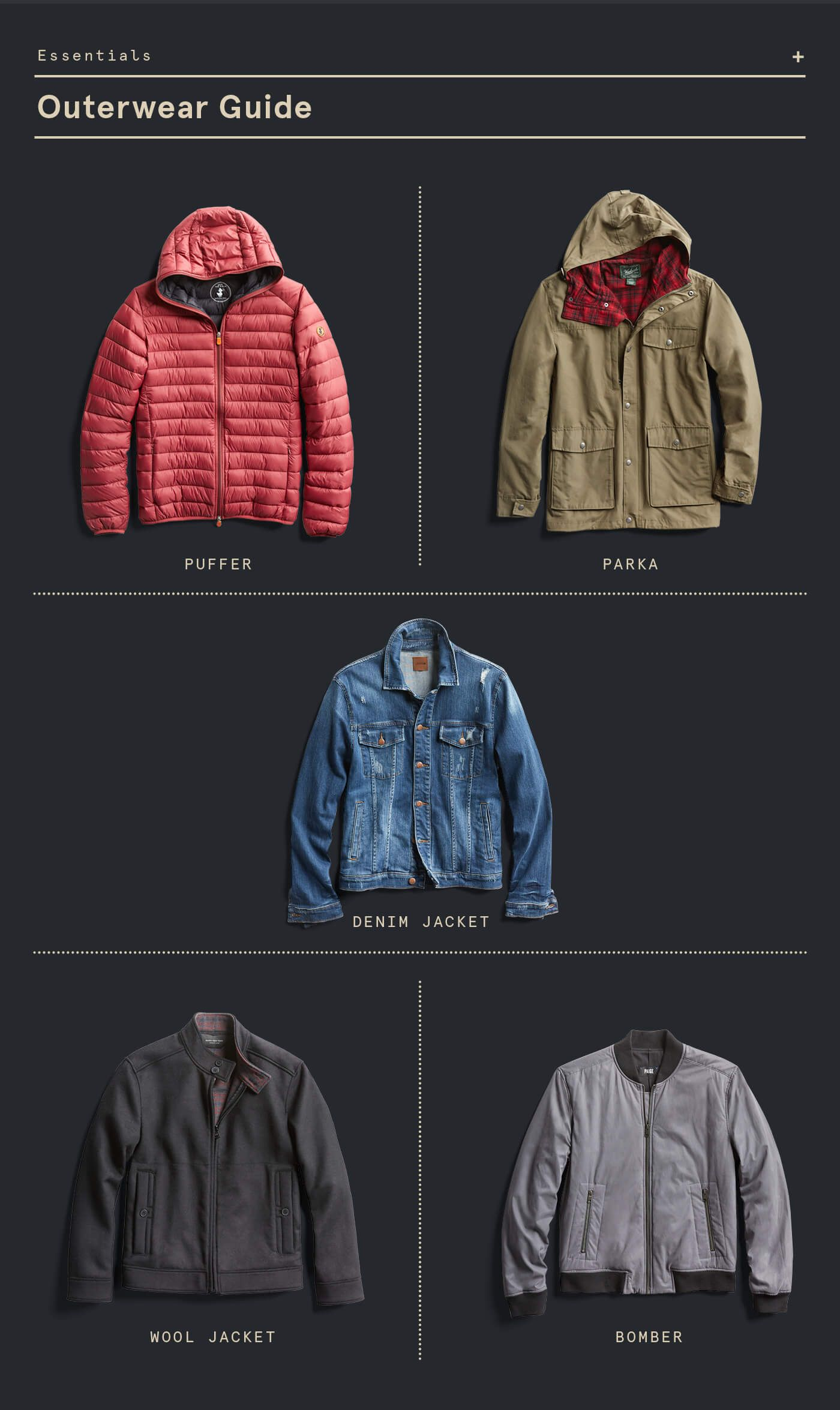 The Best Light And Heavy Weight Men S Jackets Stitch Fix Men Stitch Fix Men Winter Outfits Men Mens Winter Fashion [ 2350 x 1400 Pixel ]