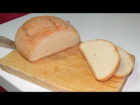 Hacer pan sin gluten en casa facil