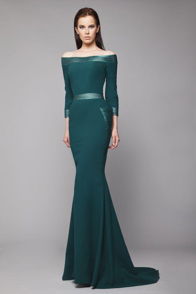 Silk Mermaid Gown