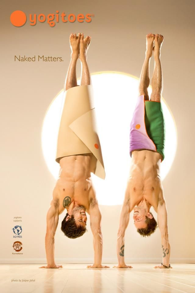 Naked yoga: Everything you need to know
