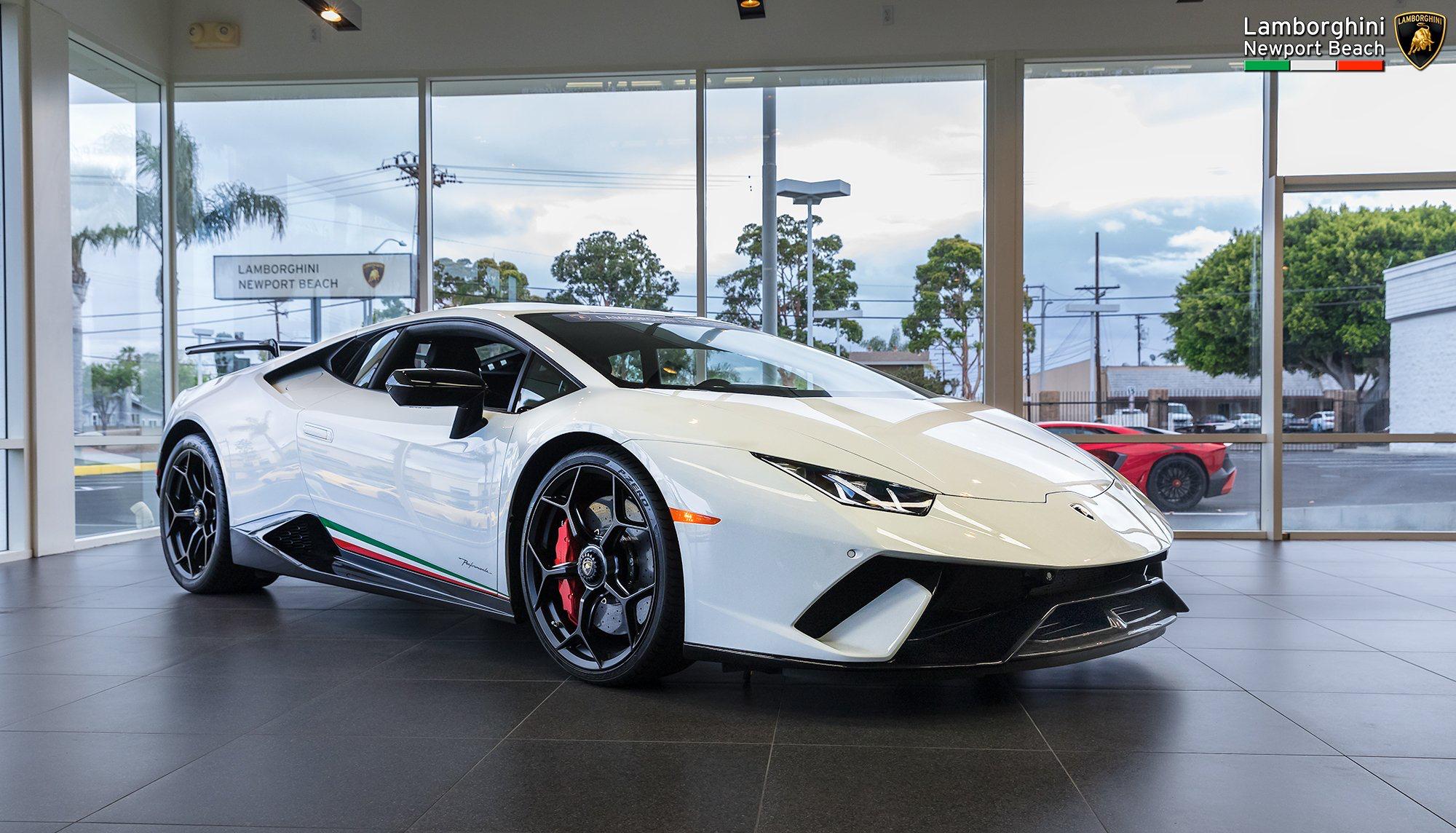 ... Lamborghini Newport Wallpaper By 2017 Lamborghini Huracan Performante  For Sale At ...
