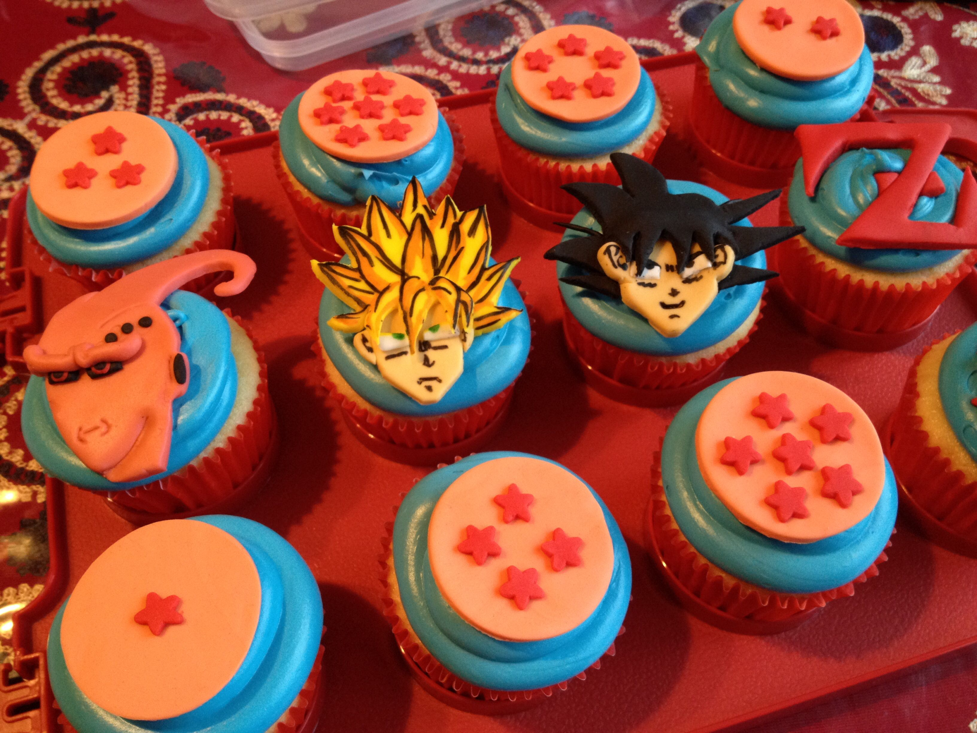 Cupcakes for boyfriend birthday yummy 4 tummy Pinterest Dragon