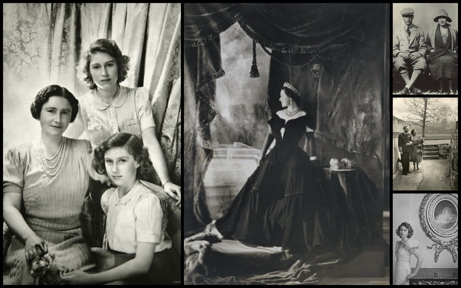 The-Windsors Photographed by Cecil Beaton