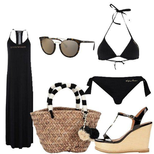 the best attitude 35cde 8c4a3 Accenni di tintarella - Il bikini, il copricostume. gli ...
