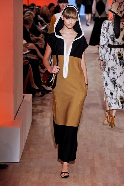 HERMES  Spring 2012 Collection - Look 18