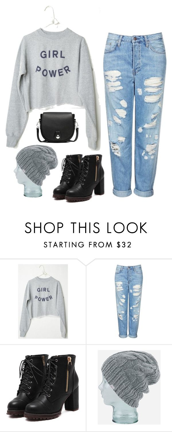 """""""Untitled #1161"""" by tokyoghoul1 ❤ liked on Polyvore featuring Topshop, Coal and rag & bone"""