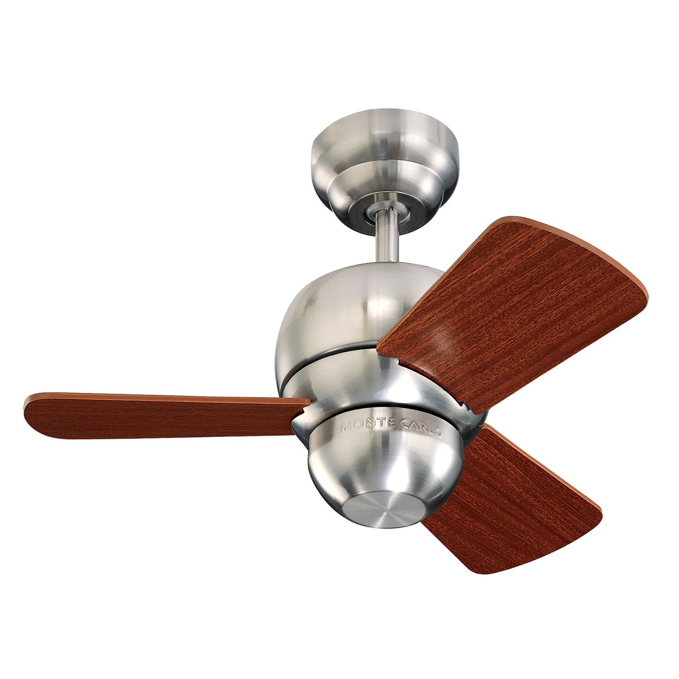 Shop Monte Carlo Fan pany 3TF24 24 in Micro Ceiling Fan at ATG