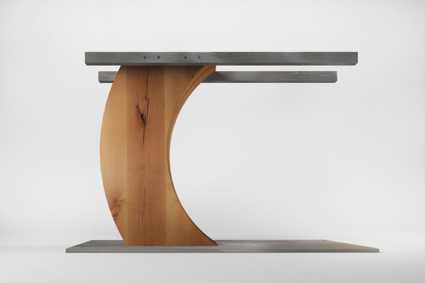 Tisch Untergestell Ravid Buche In 2020 Tischgestell Tisch Und