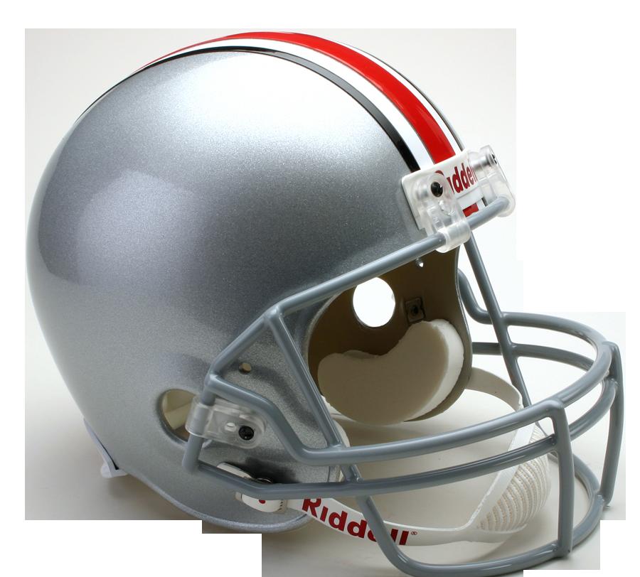 College Football Ohio State Helmet Football Helmets Ohio State Buckeyes Football