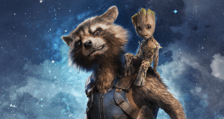 Pin By Kat Hellen On Crafting Drawing Rocket Raccoon Avengers Voice Actor
