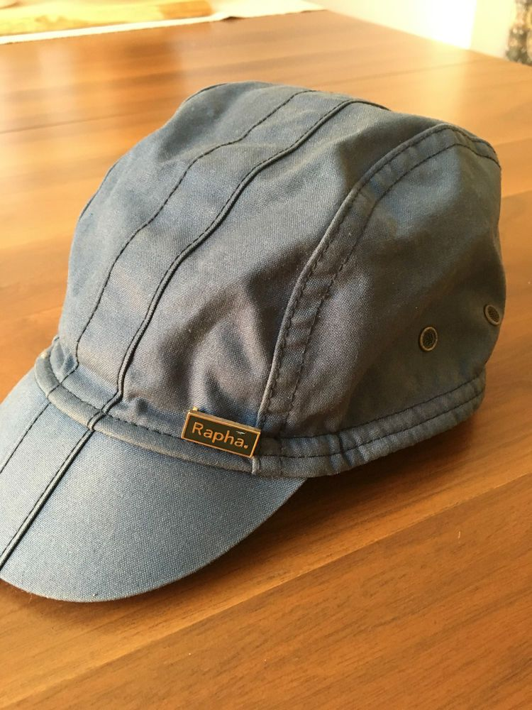 21dbd427f9a068 Rapha Gentlemans Cap - VERY RARE - 2010 - Waxed Cotton Barber style - LRG |  Clothing, Shoes & Accessories, Unisex Clothing, Shoes & Accs, Unisex  Accessories ...