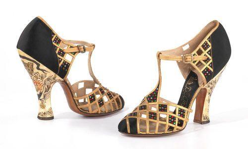 Delman shoes - 1930's