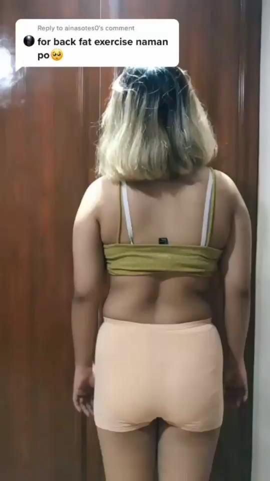 Back Fat Excersice
