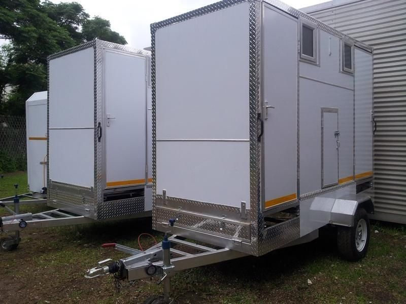 Used Portable Toilet Truck For Sale