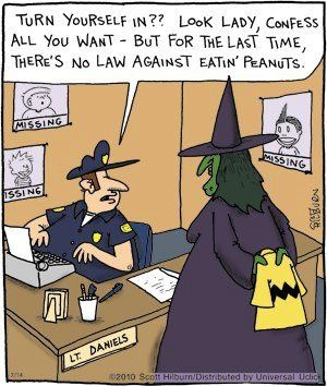 Lol Funny Cartoons Halloween Jokes