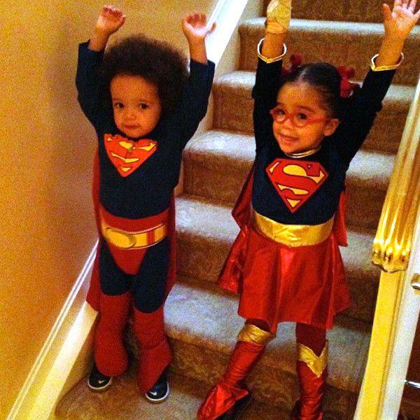 Check Out Mariah S Twins As Superheroes Mariah Carey Twins Mariah Carey Celebrity Kids