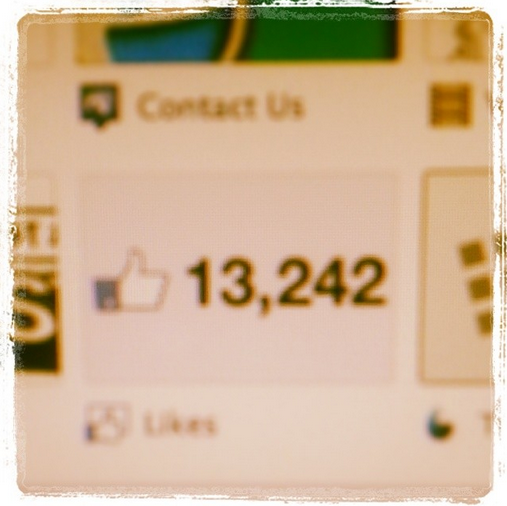 Our small group of #fans and #likes continues to grow rapidly! Thanks everyone! | Boost Buddy Multivitamins