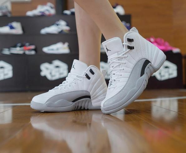 Women Shoes On Sale Refferal  9309640169. The Air Jordan 12 GS Barons  Arrives In A Few Days 8391a97ba48c