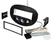 bbc520502936bcb9be5711af63d394e2 stereo install dash kit ford zx2 zx 2 97 98 99 00 car radio wiring