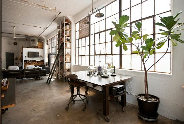 3 Urban Lofts With Unforgettable Style Urban loft Lofts and