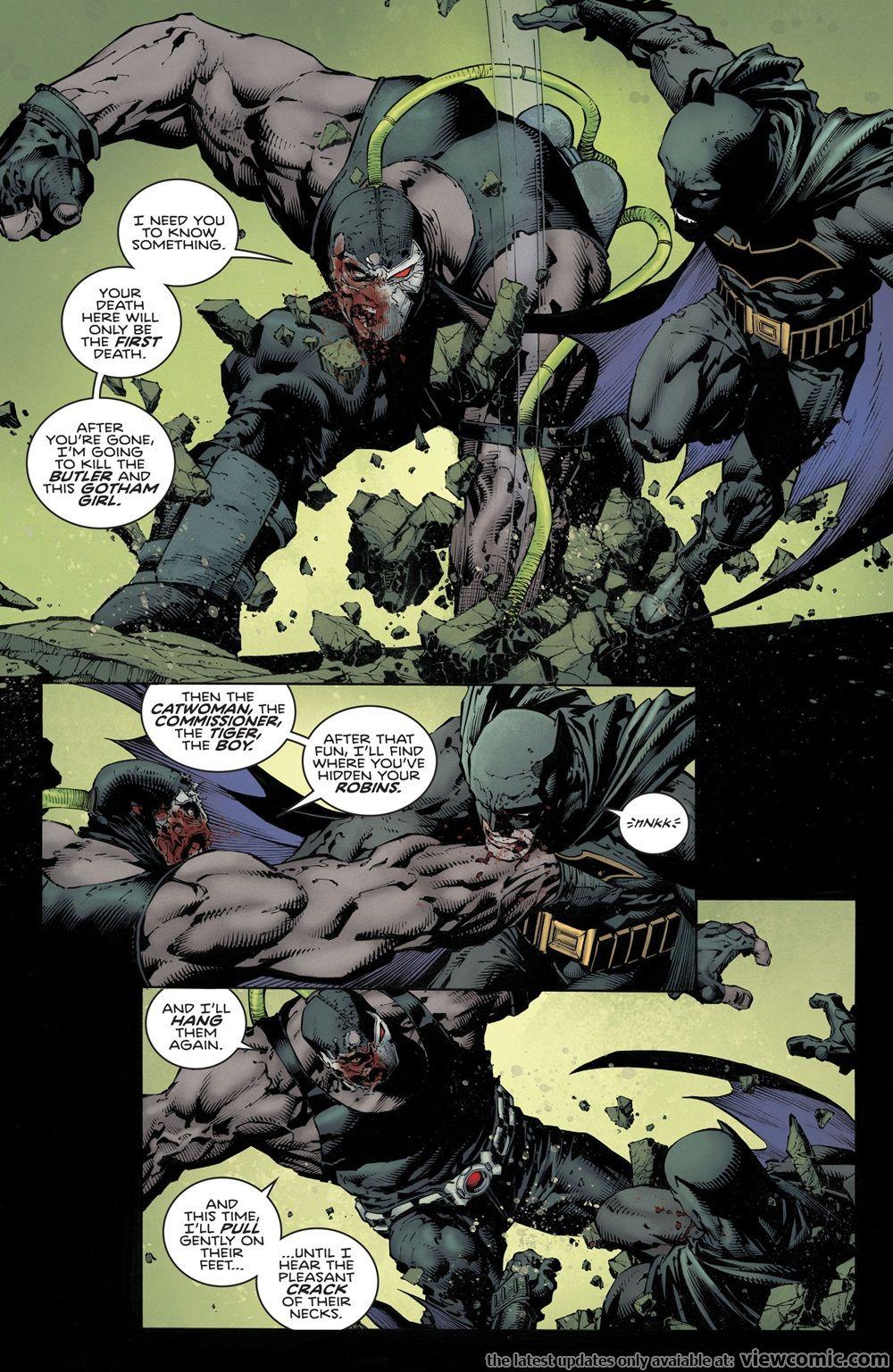Batman v3 020 (2017)…………………………… | View Comic | Bane batman