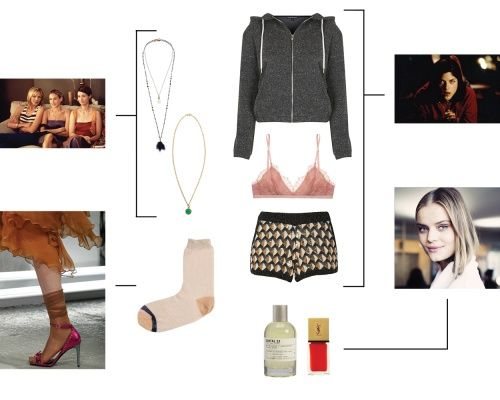 perfect movie date outfit