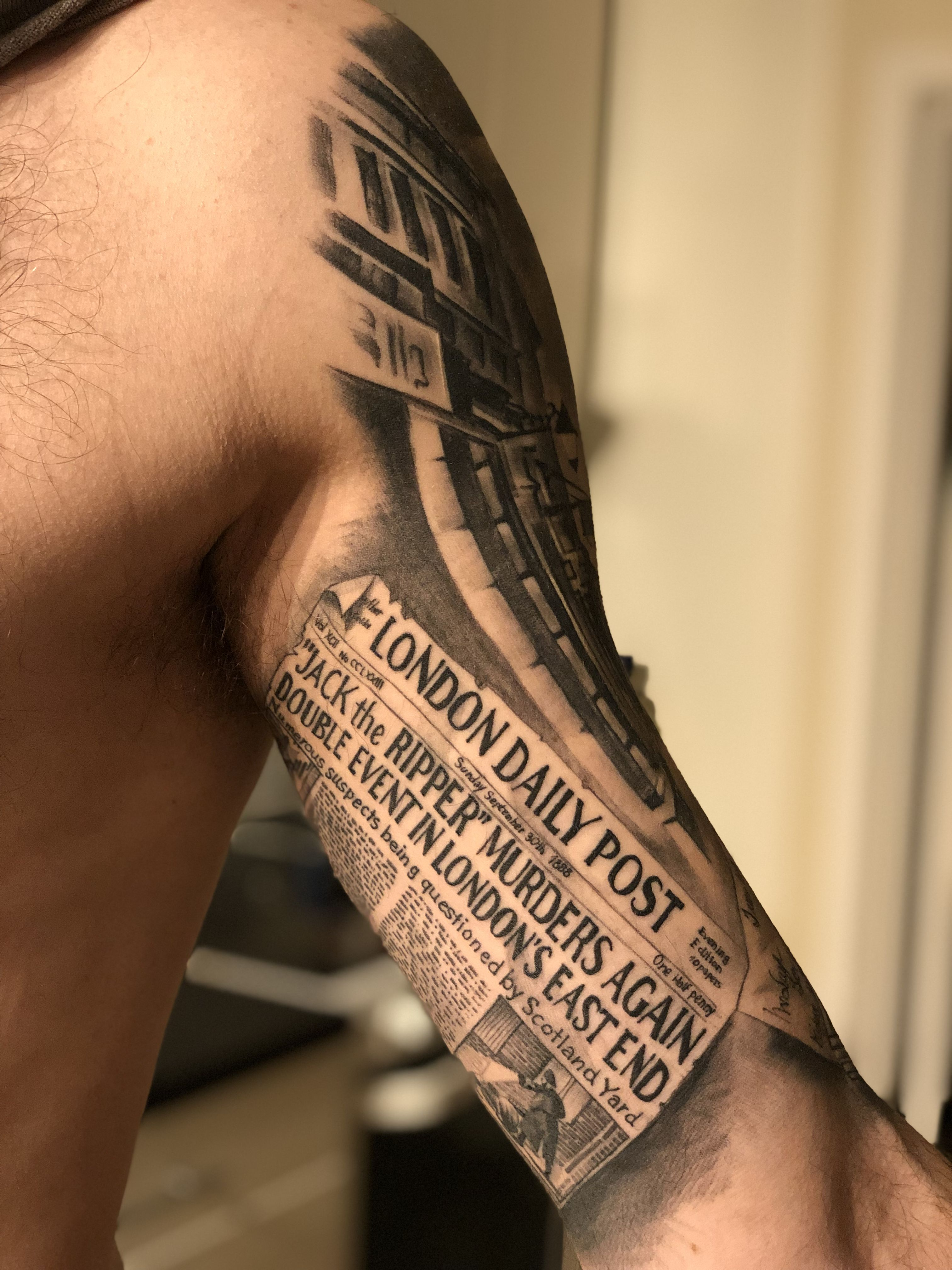 Jack O Connell Tattoos : connell, tattoos, Barkan, Victorian, London,, Harry, Tattoos,, O'connell