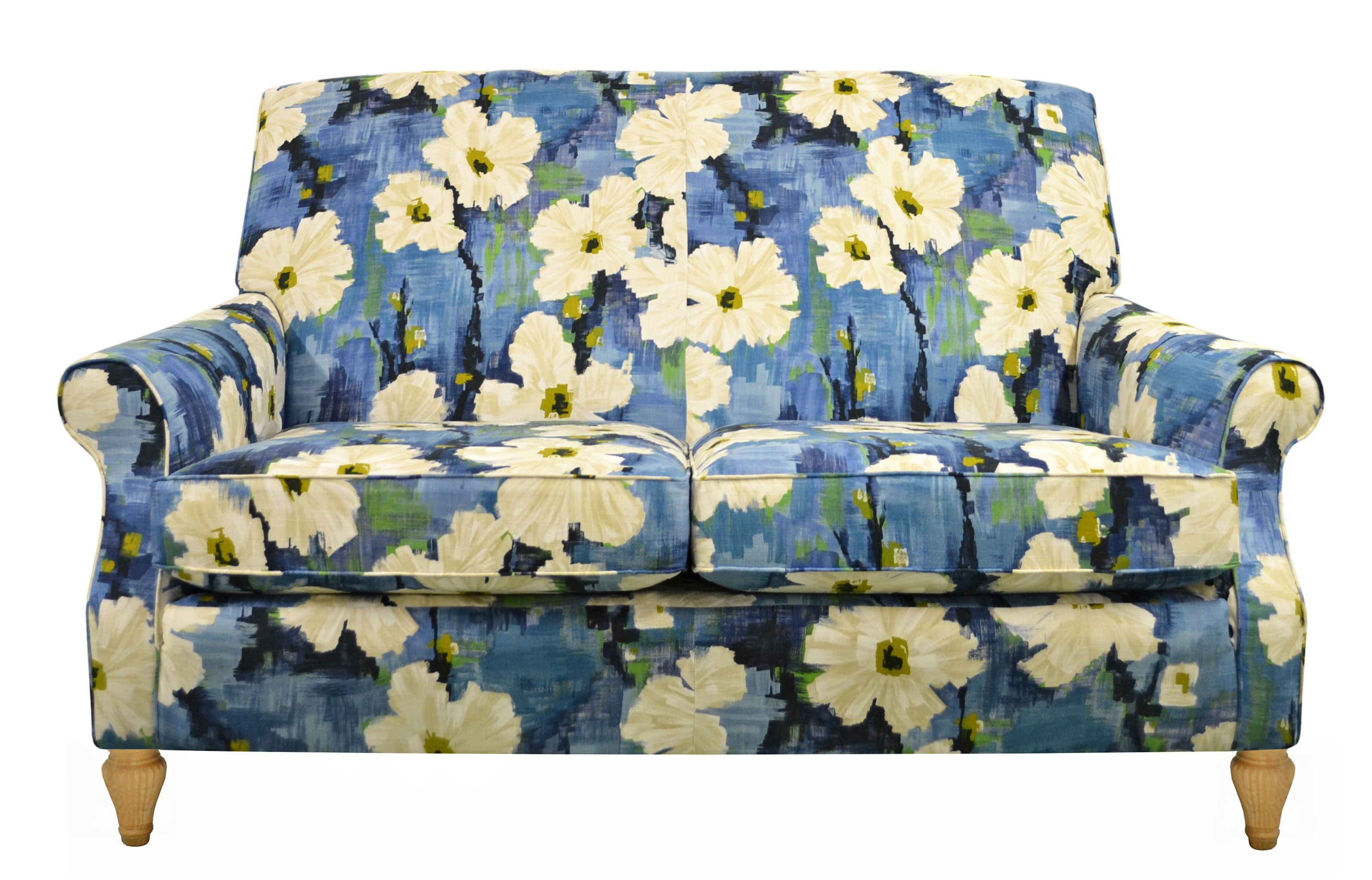 We can t enough of this inspiring Harlequin Giverney fabric