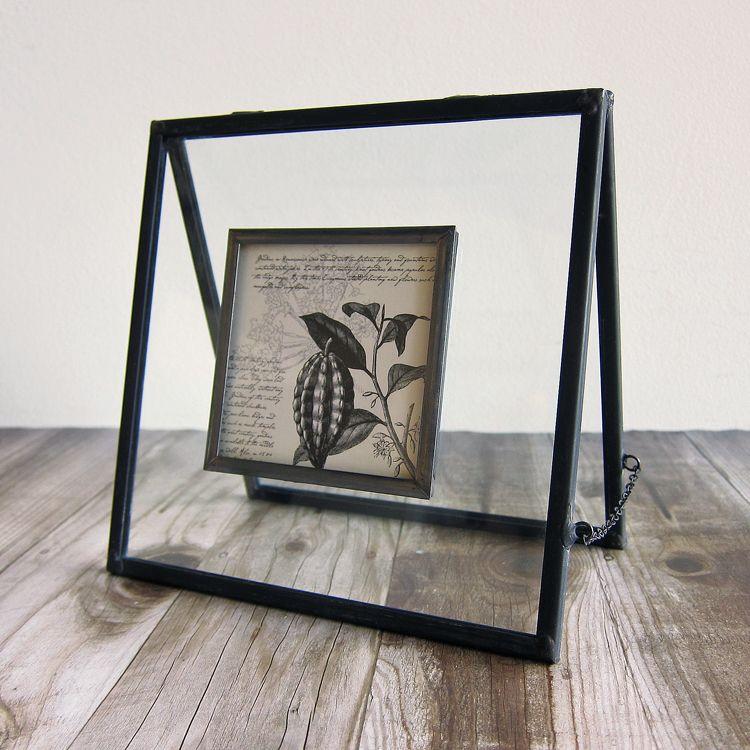 glass + metal easel frames   NEW+NOW {Task+style}   Pinterest ...