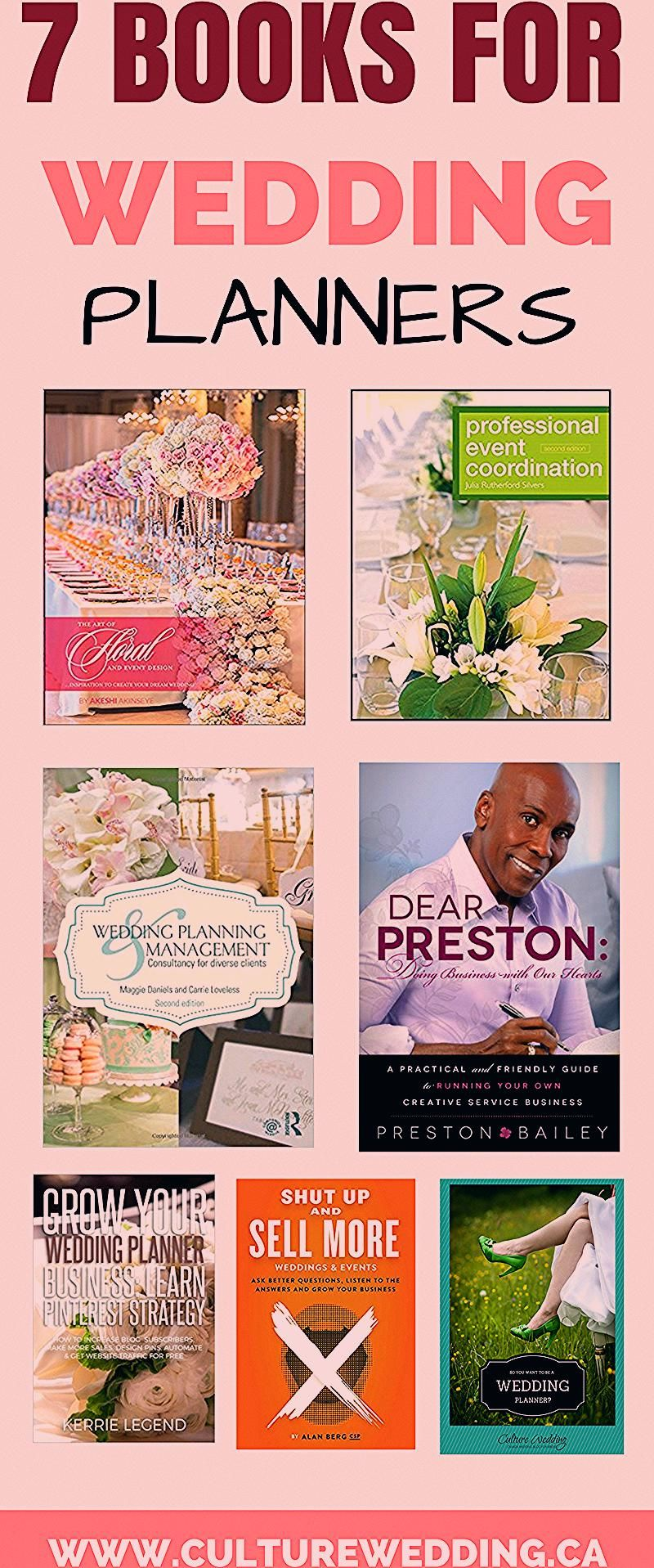 Photo of The Ultimate List of the Best Wedding Planner Book to read