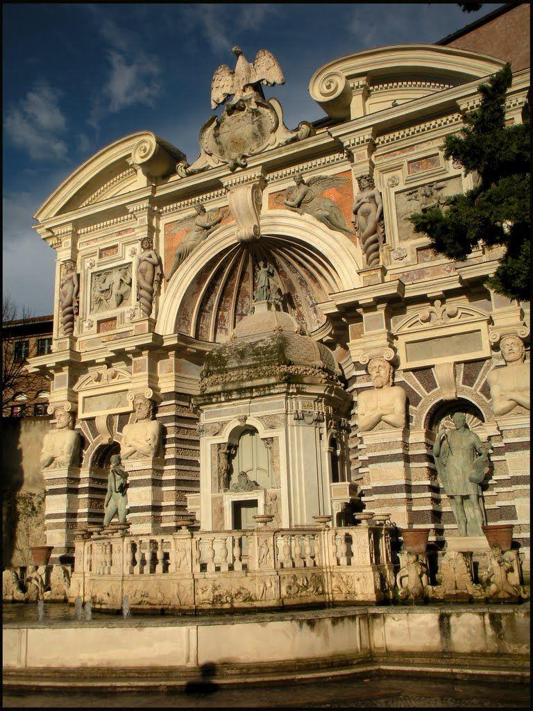 Villa D\'Este, Piazza Trento, Tivoli Roma, Italy - Google Maps ...